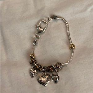 Jewelry - Bracelet with charms